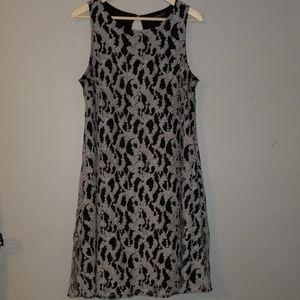LANE BRYANT Sleeveless Swing Summer Dress fits 14